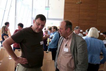 Humuszertifikate beim Symposium erfolgreich gestartet