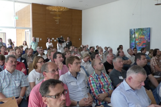 "Symposium ""Boden gut machen"""